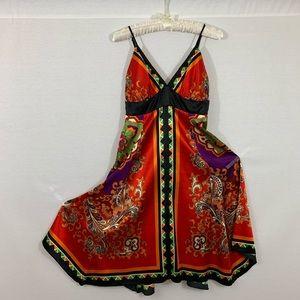 Rubber Ducky:Beautiful Slip Print Dress